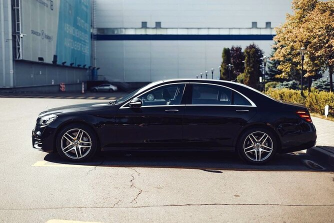 Arrival Private Transfer: San Diego Airport SAN to San Diego in Business Car