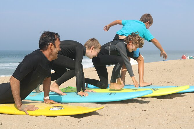 Private Surf Lesson in Huntington Beach