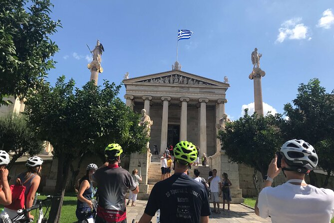 Athens Sights and Food eBike Tour