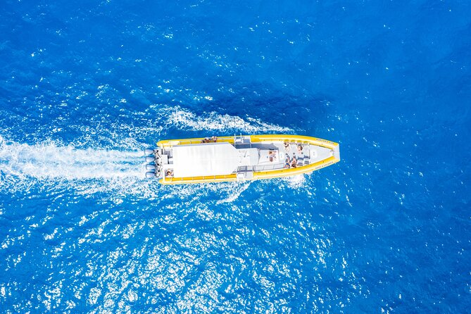 Brand New Super Raft - Private Maui 3 Hour Snorkel to Coral Gardens or Molokini