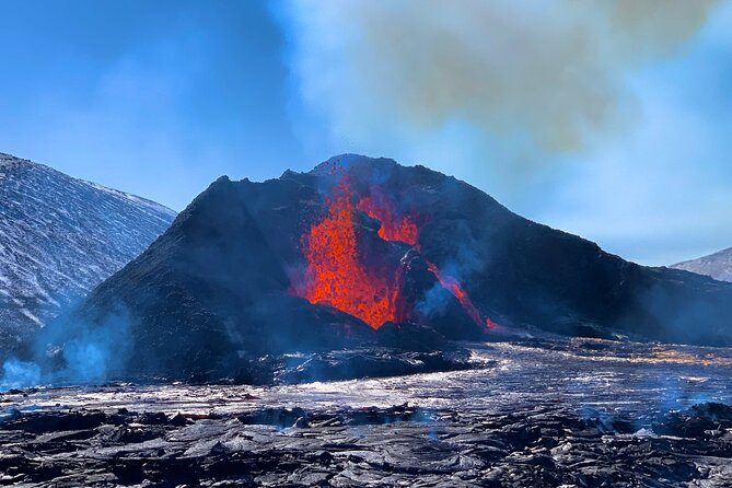 Private Tour - Winter Expedition to Fagradalsfjall Volcano in Iceland