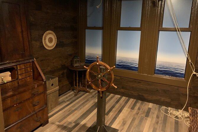 Blackbeard's Brig - EscapeWorks Private Escape Room Game
