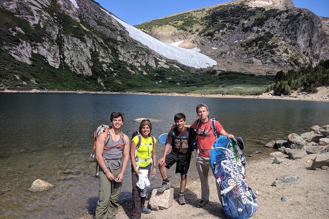 Private (up to 7 people): Gold Mine and Hike St. Mary's Glacier