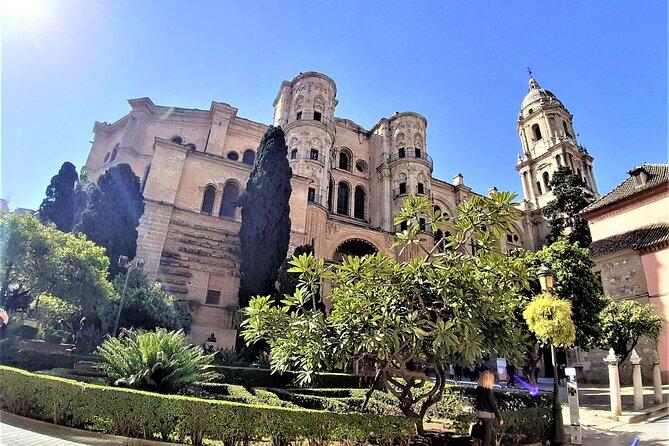 Malaga private half day tour from Costa del Sol