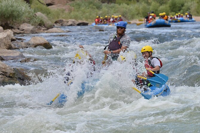 Private Half Day Whitewater Rafting Experience from Vail Valley to Buena Vista