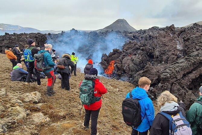 Geldingadalir Eruption and Reykjanes Full-Day Volcanic Tour