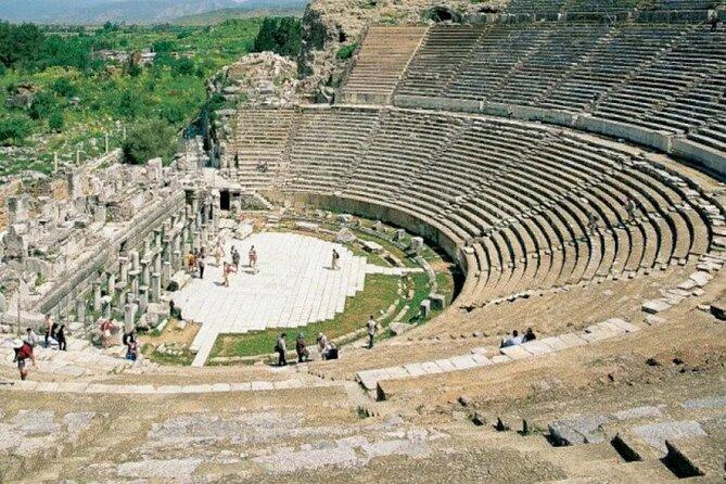 2-Day-Tour of Ephesus and Pamukkale