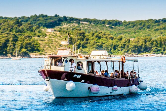 Group Tour: Fish Picnic - Elaphiti Islands