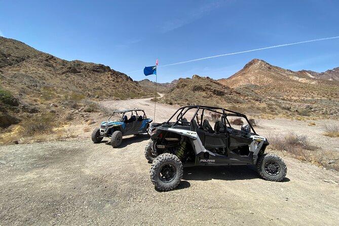 Private 2-hour Off Road Desert Adventure in Las Vegas