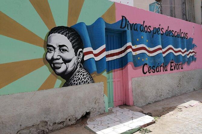 Santa Maria Street Art Walking Tour with Tapas