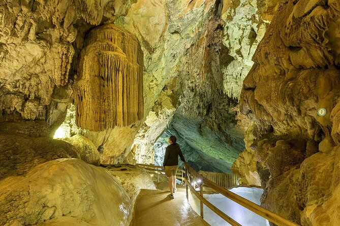 CAVES of CERDON and Prehistoric Leisure Park - Entrance ticket