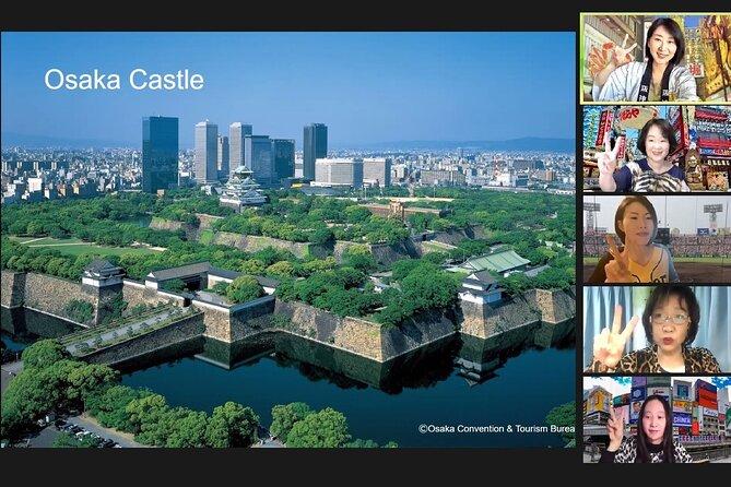 Osaka virtual tour