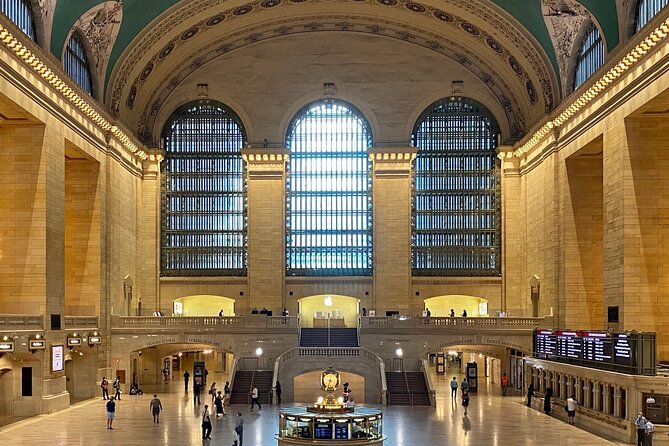 The Story of Grand Central Terminal: An Art And Engineering Marvel