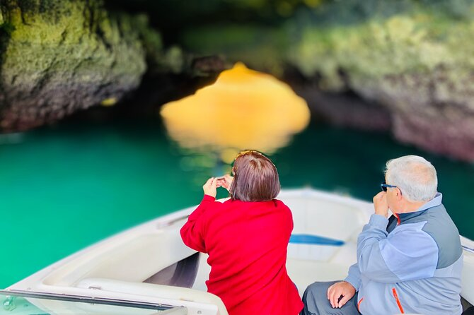 Private Boat Tour with Caves Observation