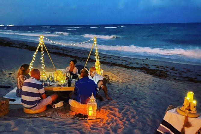 Private Luxury Sunrise Beach Picnic in Hollywood