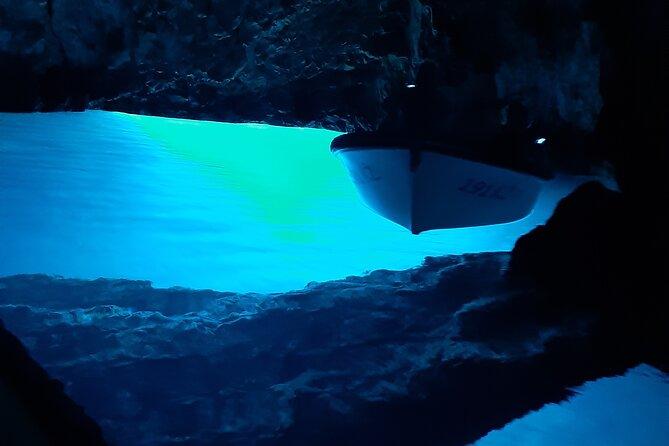 Blue Cave, Island Vis and Pakleni Island
