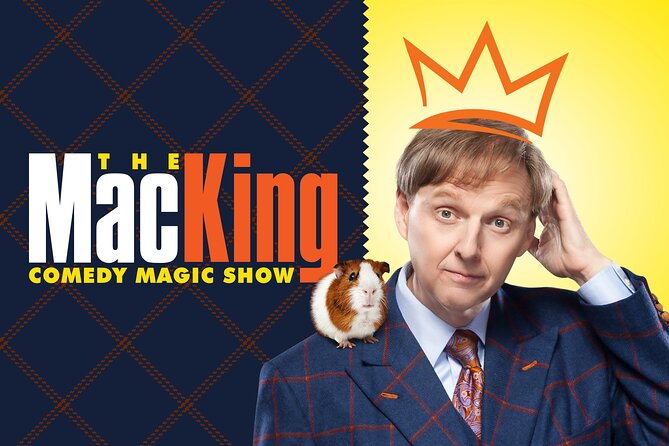 Mac King Comedy Magic Show at the Excalibur Hotel and Casino