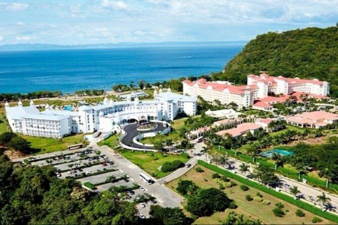 Transfer Liberia Airport to Riu Palace & Riu Guanacaste