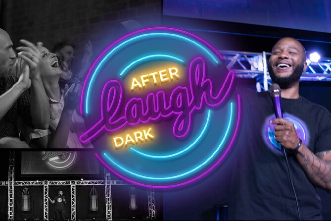 Laugh After Dark at Notoriety in Las Vegas