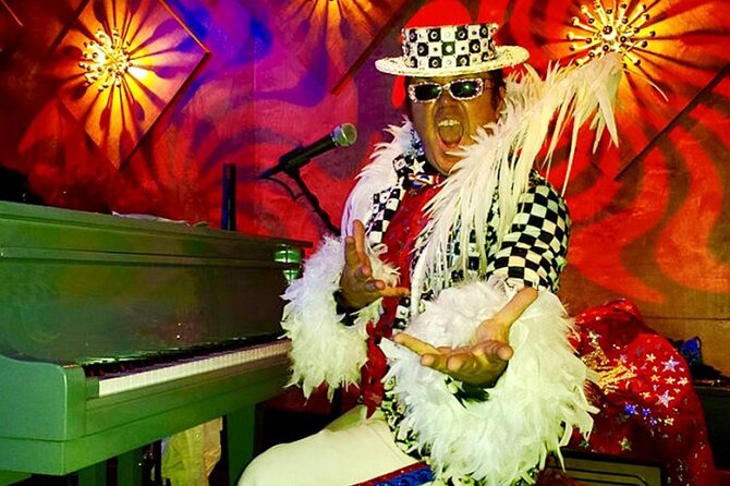 Admission to Step Into Christmas with Elton John Tribute Show