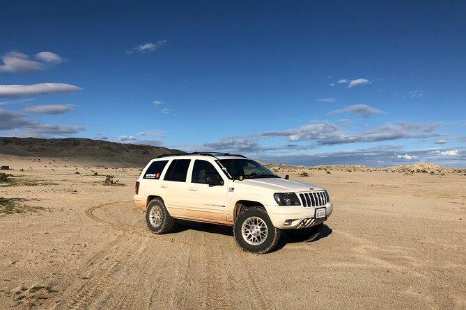 San Diego 4x4: Anza-Borrego Desert