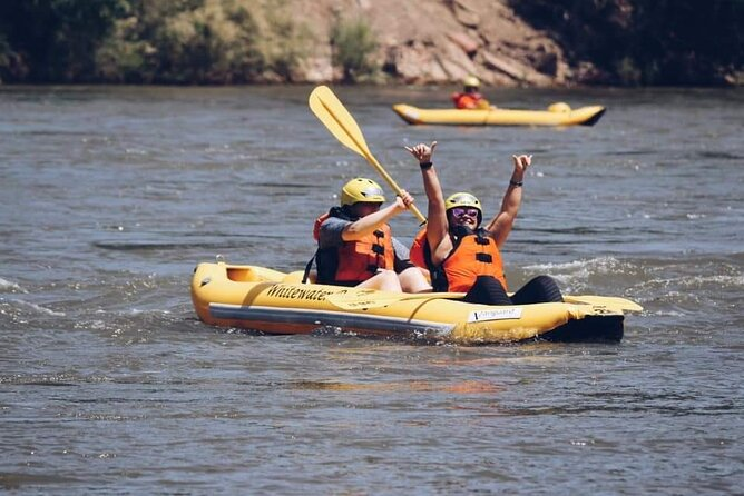 Inflatable Kayak Rental with Shuttle