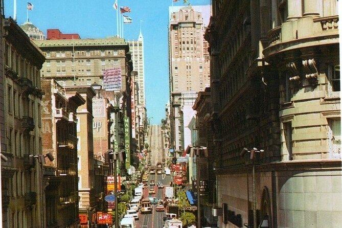 Downtown San Francisco Private 2-Hour Walking Tour