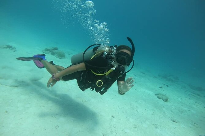 Private Sea Scooter Scuba Guided Experience in Aruba