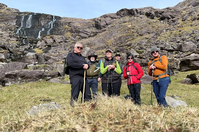 Sneem Waterfall and Eagles Lake Guided Walk