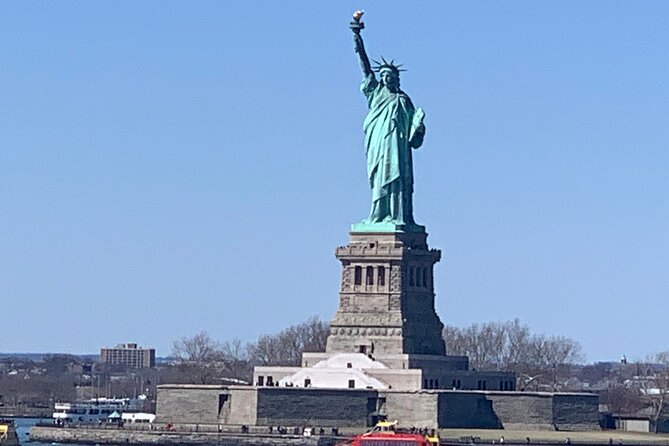 Best of New York in 1 Day of Walking Tour and Boat Ride