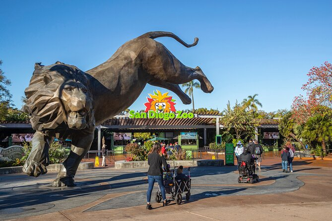 San Diego Zoo 1-Day Pass Ticket, No Reservations Required!