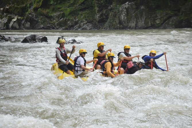 Pacuare River Rafting Adventure with Lunch and Transportation