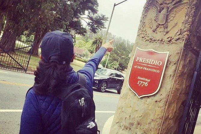 Small-Group Walking Tour of the Presidio's Main Post
