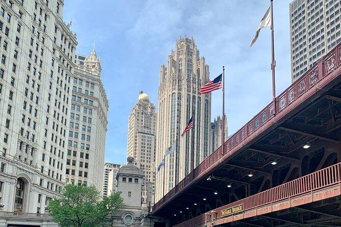 Walking Tour of Chicago Riverwalk