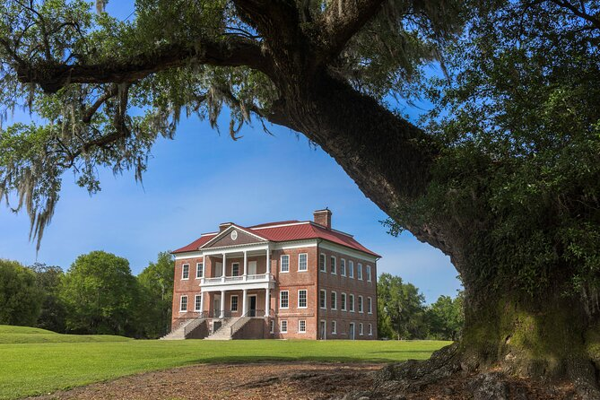 Drayton Hall Admission Ticket with Interpreter-Guided Tour