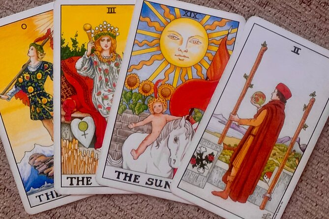 Ancient City Tarot Walk and Deeply Buried Mysteries in St. Augustine