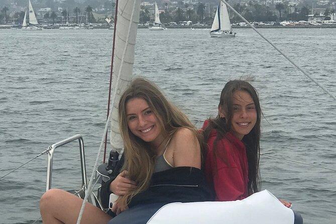 Relaxing San Diego Harbor Sunset Sailing Tours!