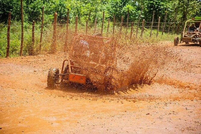 Punta Cana Private off-road buggy ride adventure