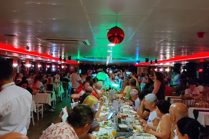 Dinner Cruise and Turkish Show