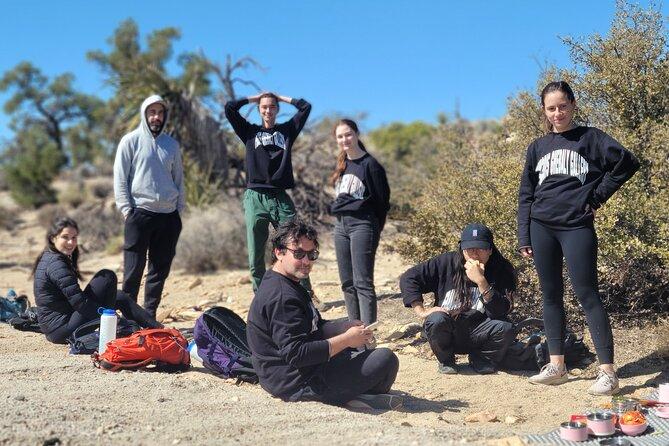Full Day Hike in Joshua Tree National Park