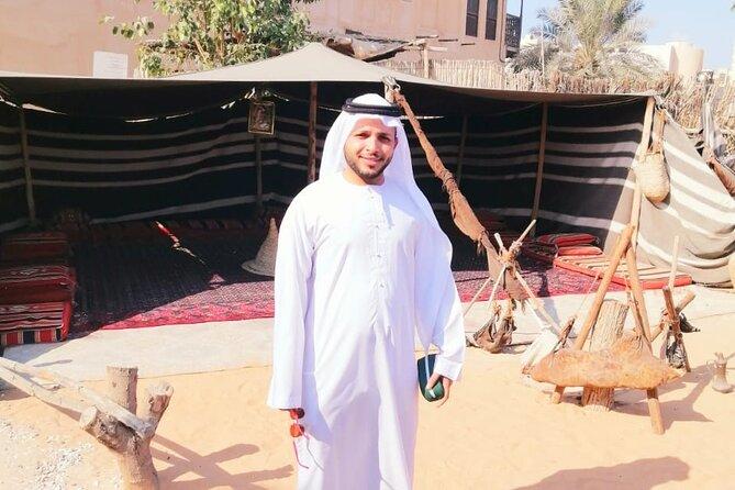 "Dubai Tour,Old Area Museums, Markets, Food & Abra Ride ""Small Group"""