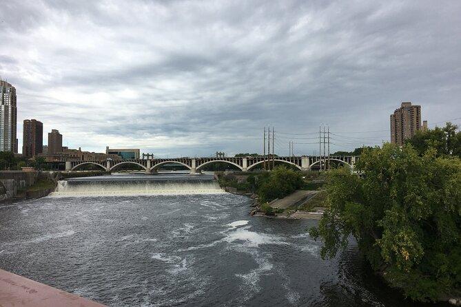 Historic Minneapolis Riverfront Private Walking Tour