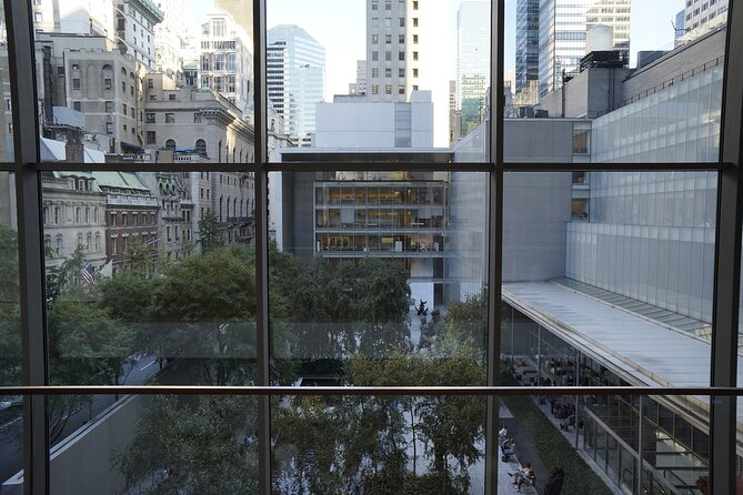 Guided Admission to Modern Art and Metropolitan Museums in NYC