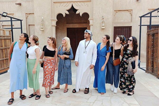 Dubai Aladdin Tour: Souks, Creek, Old Dubai and Tastings ( Small-Group)