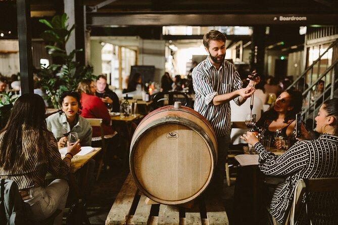 Urban Wine Tasting Experience at Chateau Amsterdam