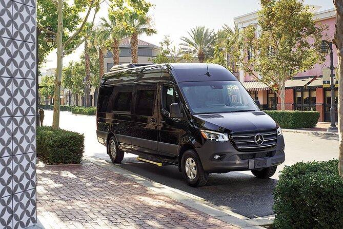 Private Las Vegas Arrival Transfer by Bus