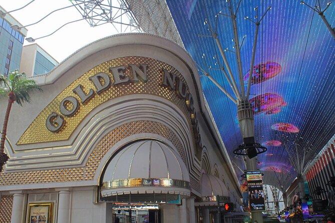 Original Las Vegas: The Fremont Street Experience Walking Tour
