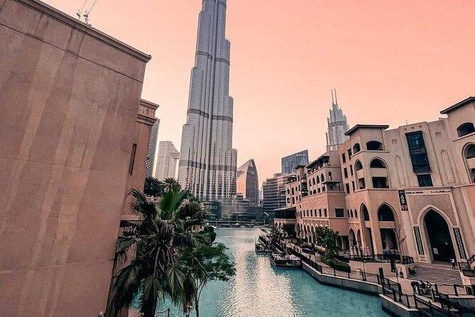 Dubai Burj Khalifa Skip the Line Tickets Level 124, 125 and 148 At the Top