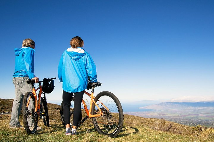 Tripadvisor Haleakala Sunrise Best Guided Bike Tour With Bike
