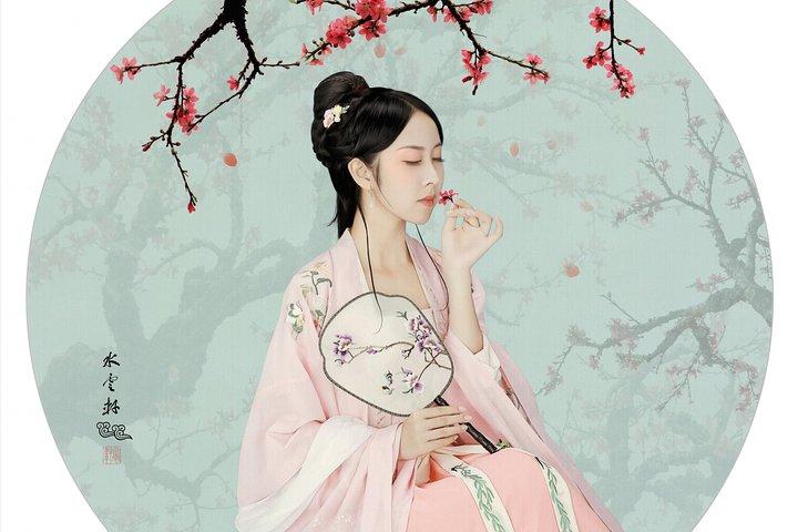 tradisjonell kinesisk kjole